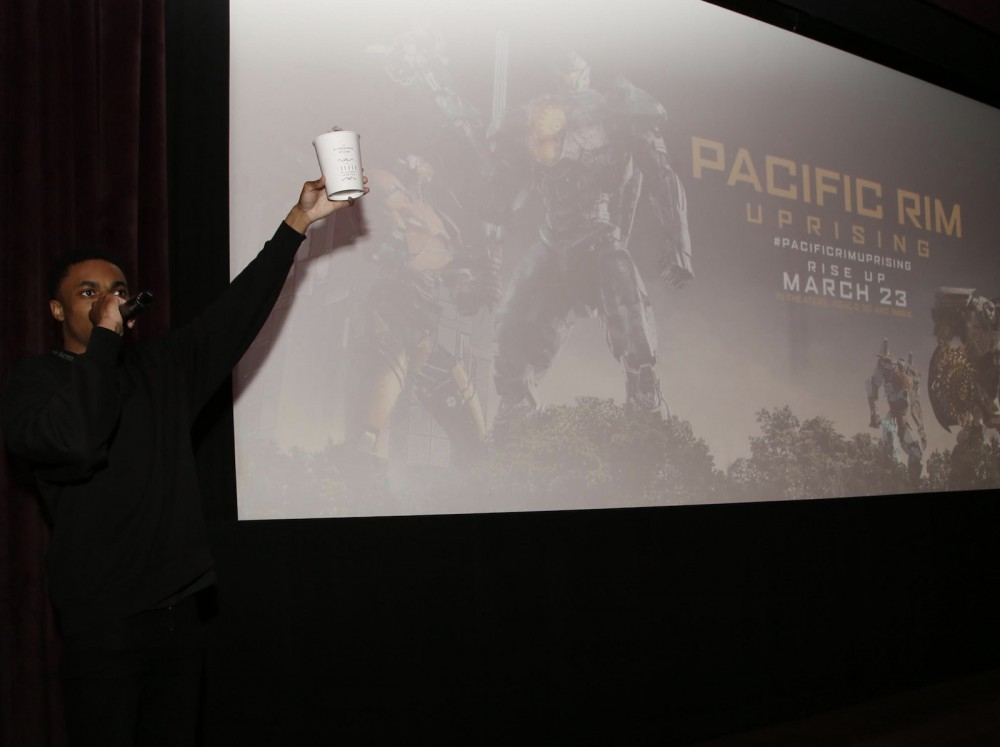 Vince Staples: 5 Big Moments From His Hosted Pacific Rim Uprising Screening –