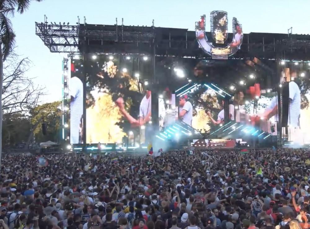 Watch Steve Aoki, Desiigner, Daddy Yankee, Play N Skillz & More Take Over Ultra Music Festival Miami 2018 –