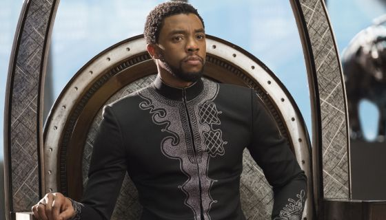 We Bet You Didn't Know T'Challa Could Sing