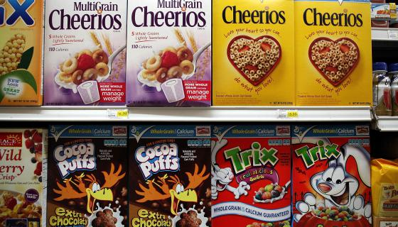 You're A True 90's Kid If You Remember These Forgotten Cereals