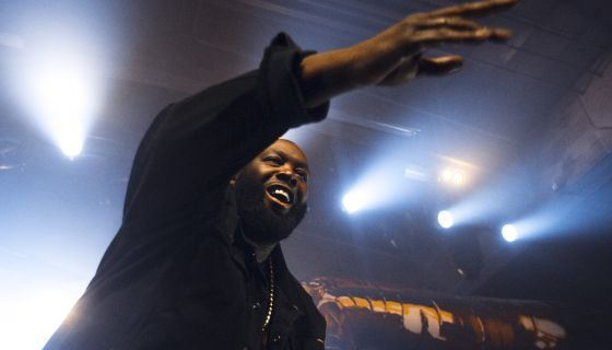 Beef Squashed? Killer Mike & Joy Reid Talk Face-To-Face Following Their IG Conflict