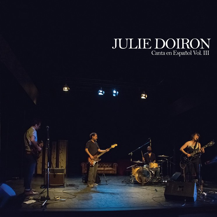 Hear Julie Doiron's Spanish Mini-Album 'Canta en Español Vol. III'
