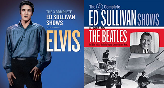 Elvis, The Beatles 'Ed Sullivan Show' performances upgraded to HD |