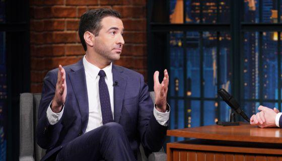 HBO's Last Week Tonight Labels MSNBC's Ari Melber A Rap Genius