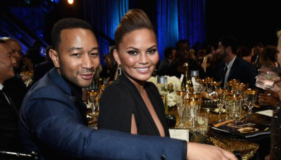 Hot Seat! John Legend Defends His Knowledge Of Wife Chrissy Teigen