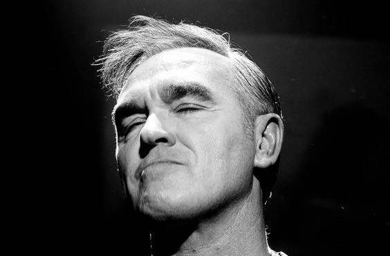 """Morrissey Gripes About """"the Modern Loony Left,"""" Shares Unreleased Song"""