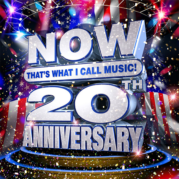 NOW That's What I Call Music celebrates 20 years |