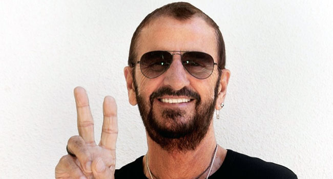 Ringo Starr signs exclusive worldwide publishing deal with BMG |