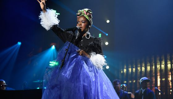Shooketh: Watch  Lauryn Hill & Andra Day Own Their Tributes To Nina Simone