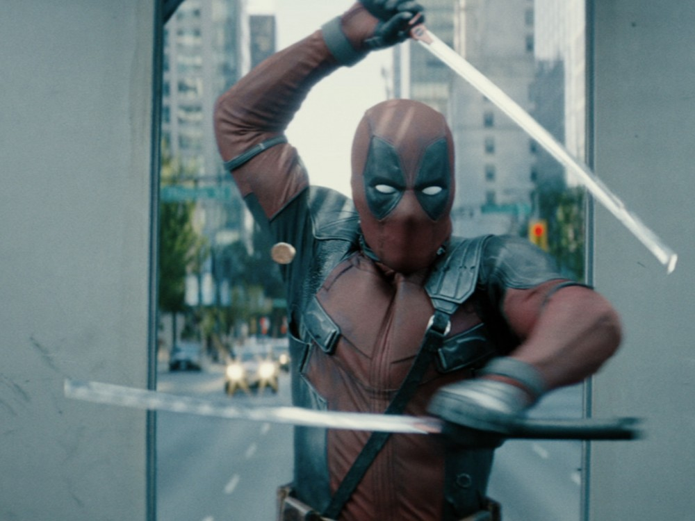Watch Deadpool Teabag Cable, Slice Bullets & Unleash Hell In New Deadpool 2 Trailer –