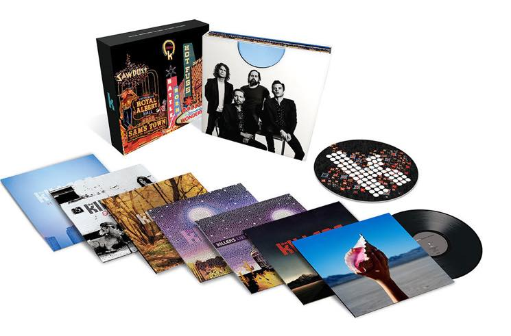 ​The Killers Unveil Sprawling Career Box Set