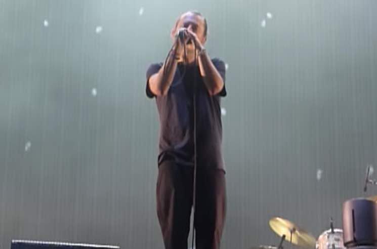 Watch Thom Yorke Serenade Festival Crowd A Cappella During Radiohead's Tecnópolis Set