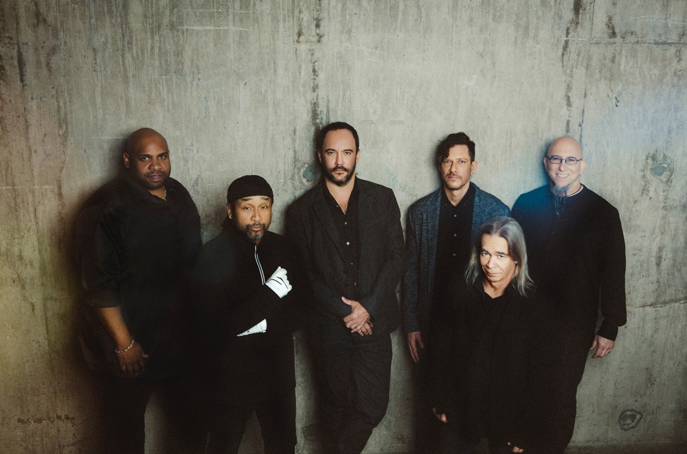 Dave Matthews Band Release 'That Girl is You' Single: Listen