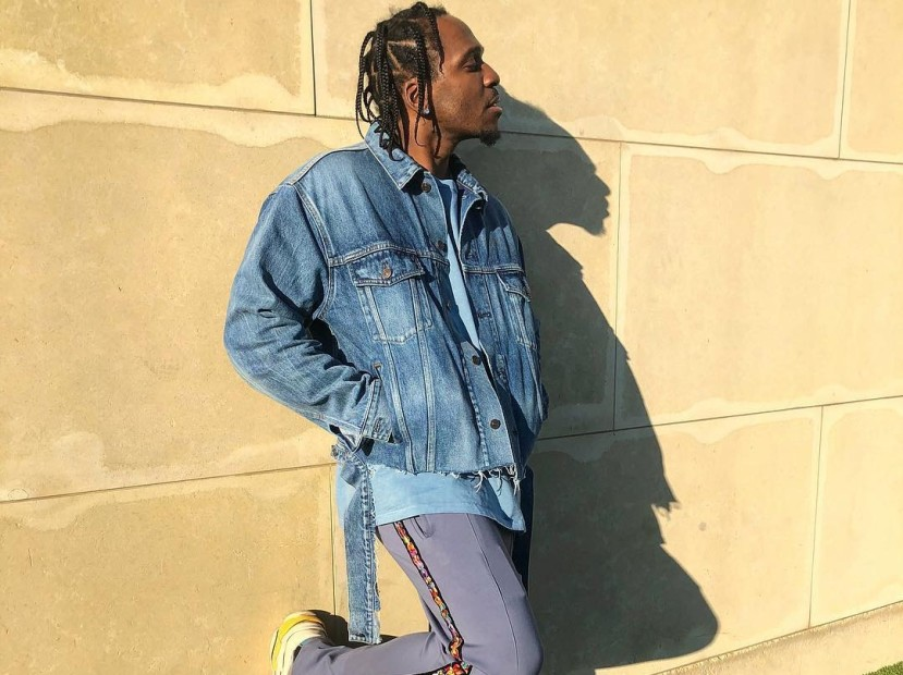 "Diddy, Nas, Jermaine Dupri & More Praise Pusha T's ""DAYTONA"""