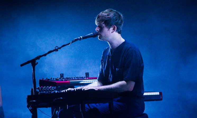 "James Blake Shares New Track ""Don't Miss It"""