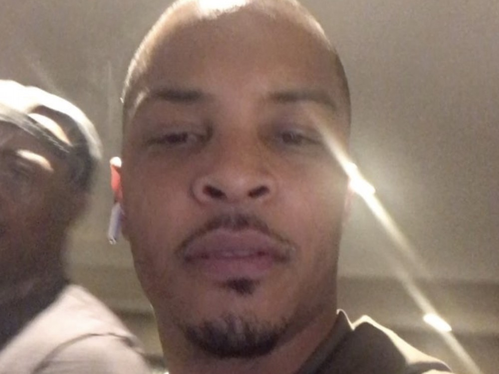 Look: T.I. Shares Text Message His Son Sent About Dealing W/ The Kanye West Situation –