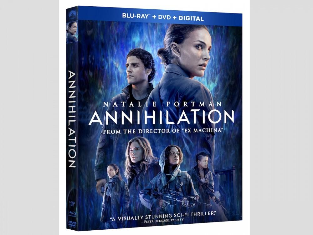 "Natalie Portman's ""Annihilation"" On Digital HD & Blu-ray: ""Great Story, Acting & Storytelling"" –"