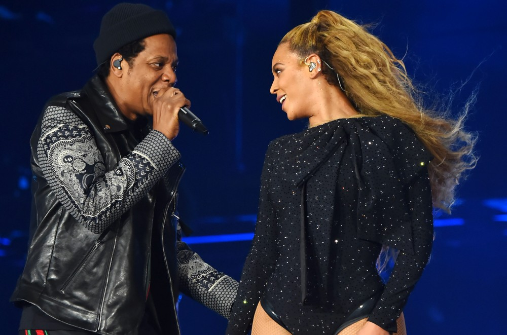 11 Rare Glimpses Into Beyonce & JAY-Z's Private Life