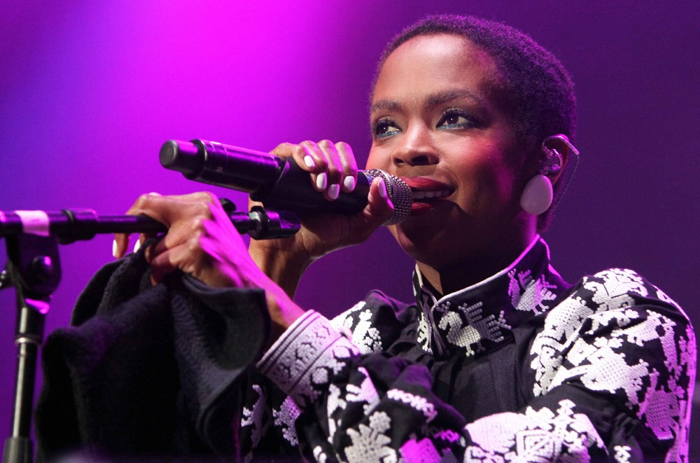 How Ms. Lauryn Hill Became One of 2018's Most Sampled Artists