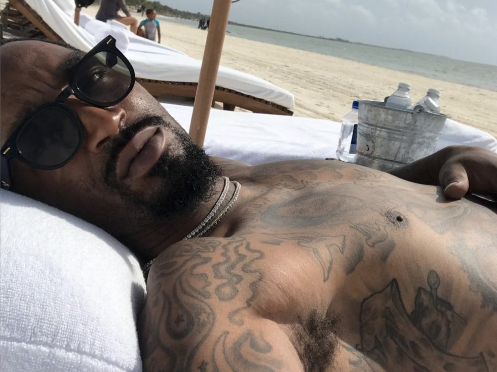 "JR Smith Co-Signs Nick Young's Shirtless Championship Boasting: ""They Don't Like To See People Like Us On Top"" –"