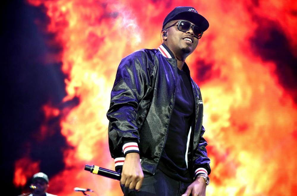 Kanye West Shares Tracklist For New Nas Album
