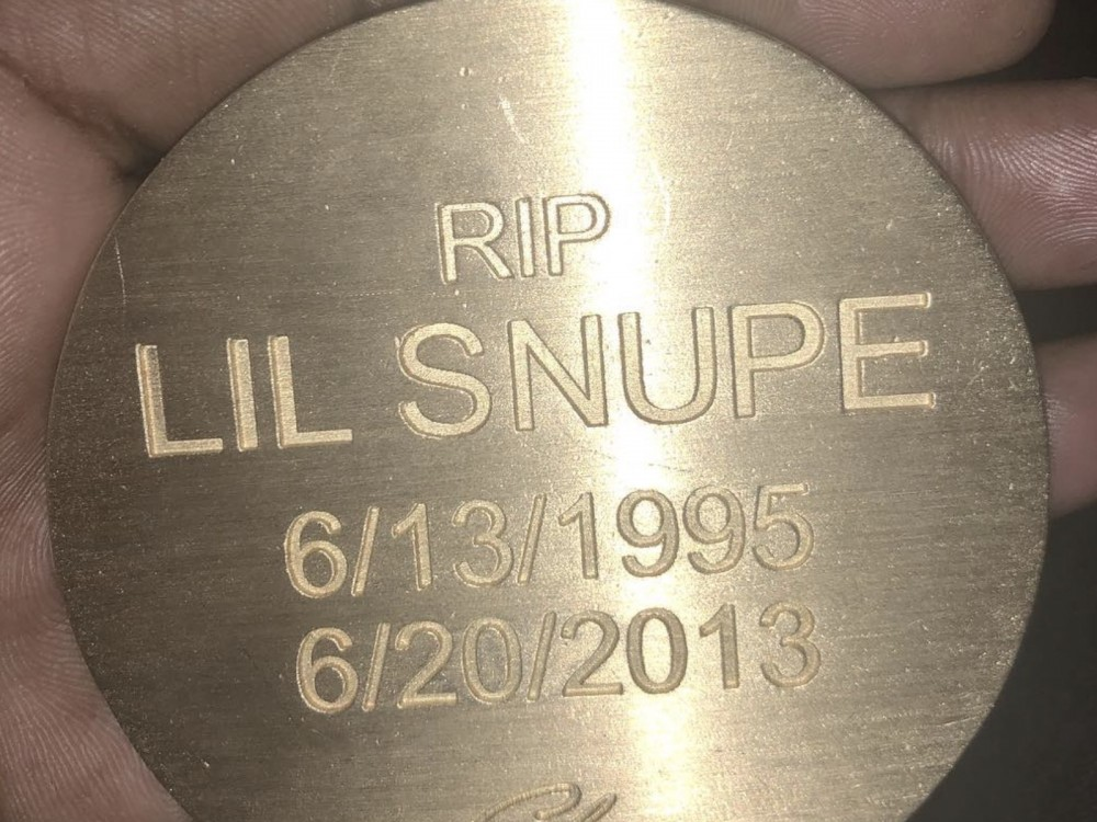 """Meek Mill Ices Up Slain Protégé Lil Snupe's Memory: """"This Day Will Never Be Regular Again"""" –"""