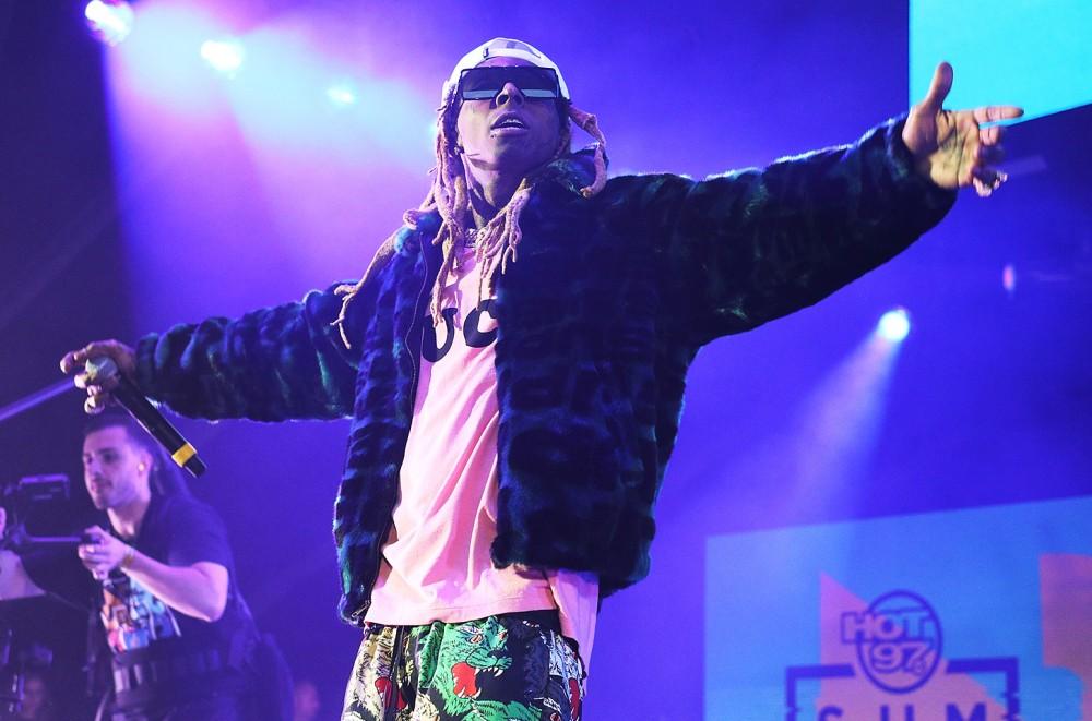 Lil Wayne Celebrates 'Tha Carter III,' Swizz Beatz Challenges Timbaland, Meek Mill Pops a Wheelie & More Summer Jam 2018 Highlights