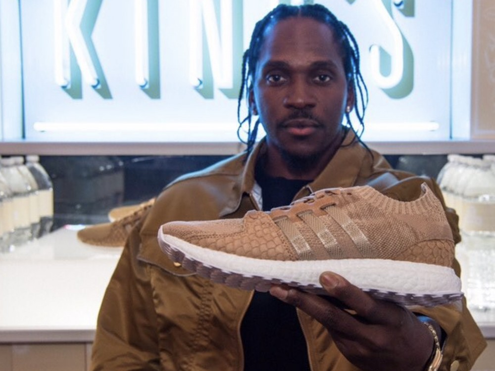 Pusha-T Tells Everyone What To Do If They're Lucky Enough To Meet Dame Dash –