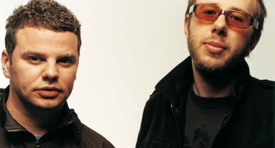 The Chemical Brothers tease new music: LISTEN
