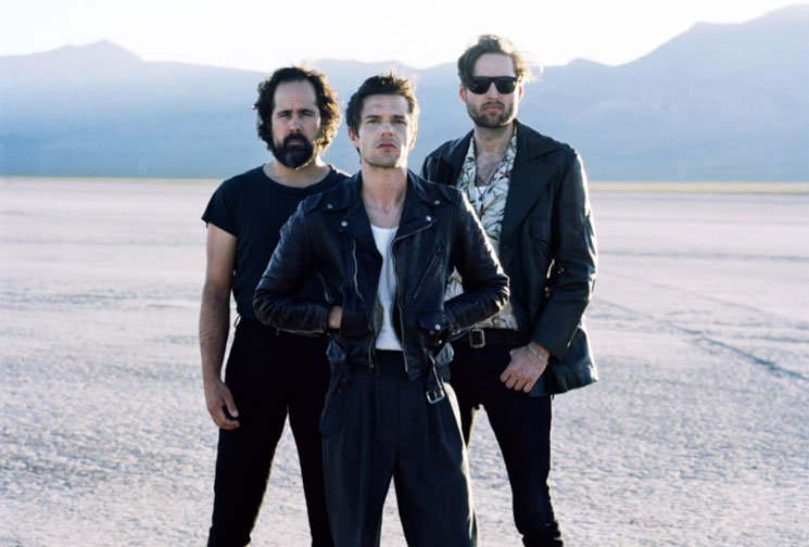 The Killers' Show in Wales Sees Fans Piss All over the Stadium