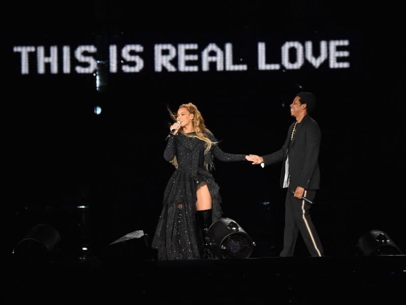 Beyonce And Jay Z Drop Surprise Run Tour Video With Blake Lively More