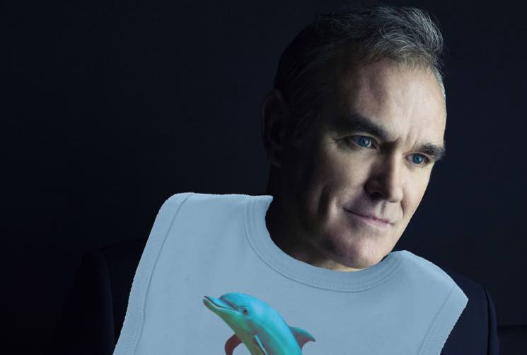 Morrissey Apparently Orders from the Kids' Menu at Restaurants