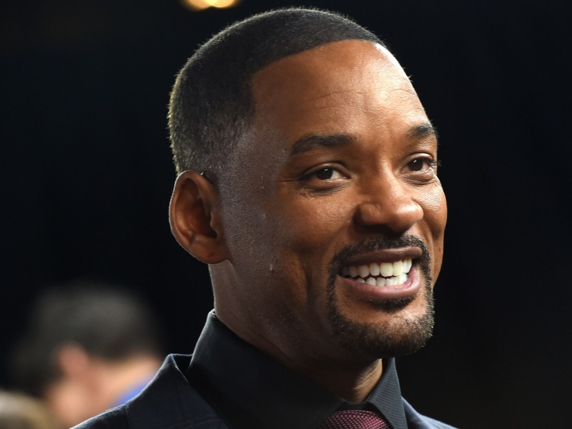 Will Smith Takes Drake's #InMyFeelings Challenge To New Heights — Literally