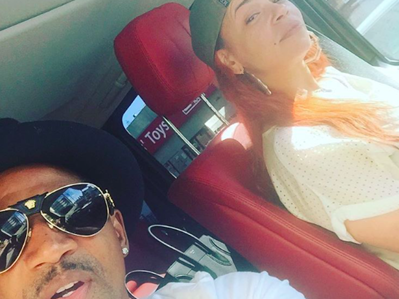 BREAKING: Notorious B.I.G.'s Ex-Wife Faith Evans & Stevie J Are Married (No Cap) –