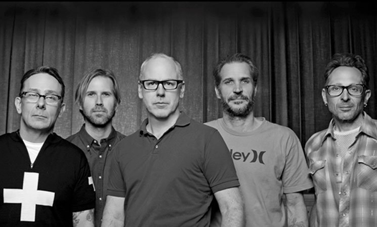 """Bad Religion Are Recording """"an Album's Worth of 'Fuck Trump' Songs"""""""