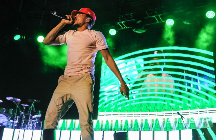 ​Chance the Rapper Drops Four New Songs