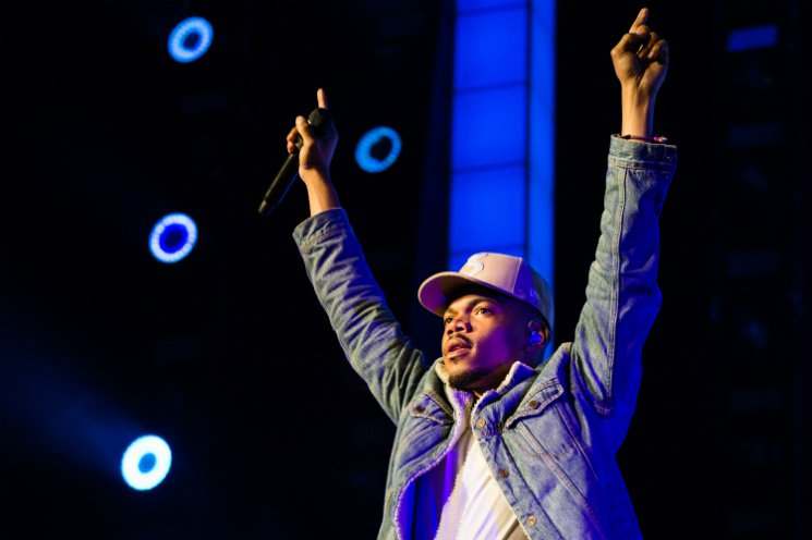 Chance the Rapper Is Not Releasing a New Album This Week