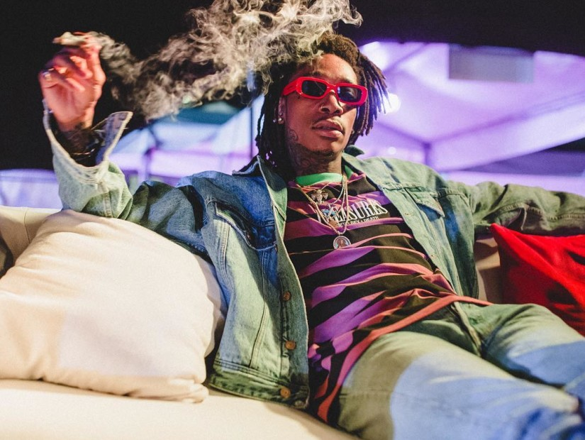 #DXHitList: Wiz Khalifa, BROCKHAMPTON & The Internet Top This Week's Spotify Playlist