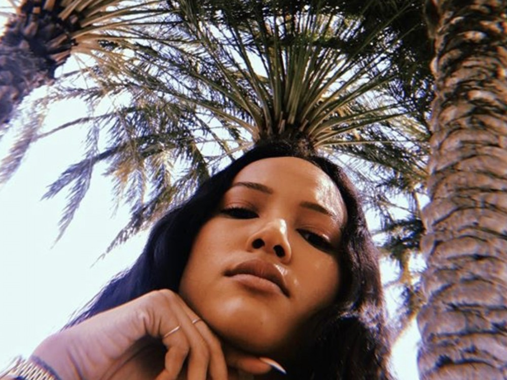 Karrueche Completely Changes Her Look, Channels Some Serious Chun-Li Vibes –