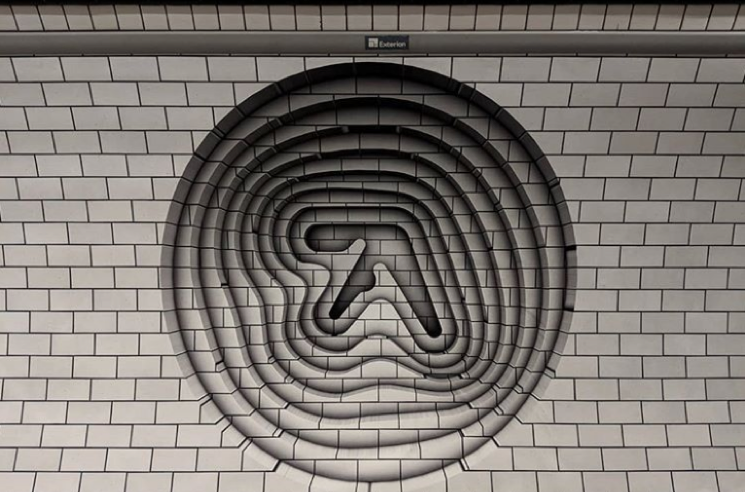 ​Aphex Twin Posters in London Spark New Album Rumours