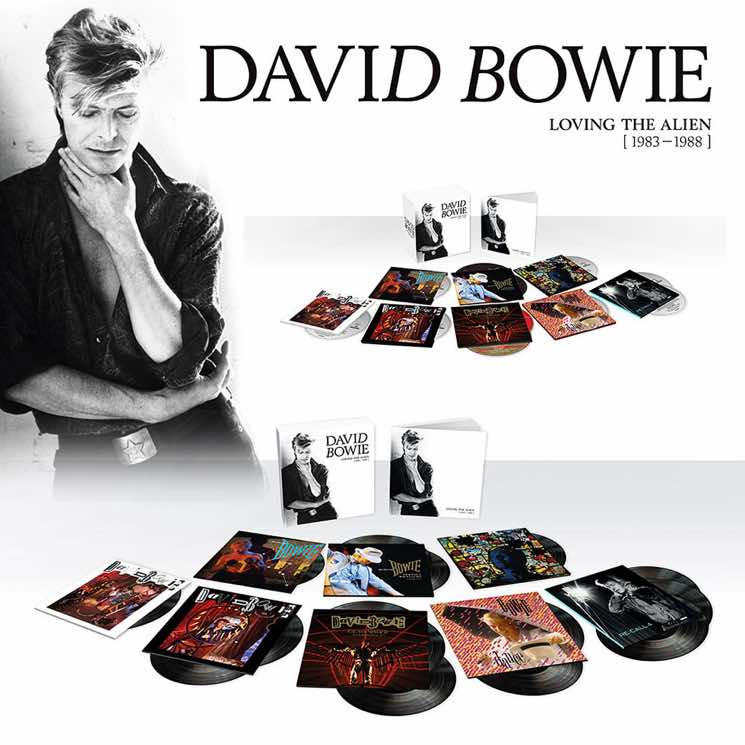 David Bowie's '80s Era Highlighted on 'Loving the Alien' Box Set