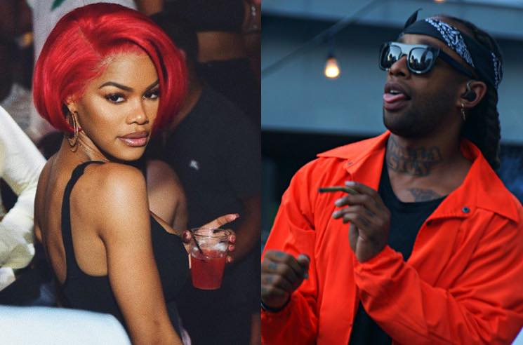 Teyana Taylor Hints at Upcoming Album With Ty Dolla $ign