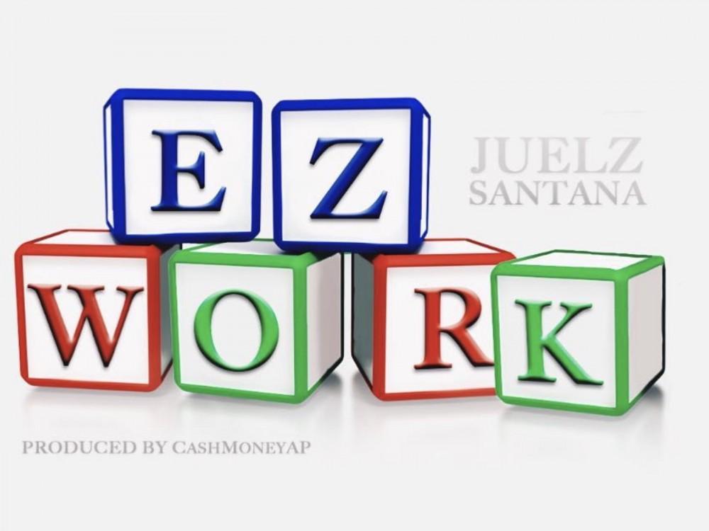 "Juelz Santana's Back On His Music Grind W/ New ""EZ Work"" Single –"