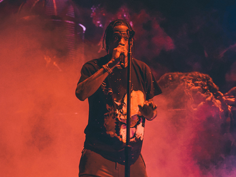 Travis Scott Gives Fan Money For Mother's Funeral During $100K Twitter Giveaway