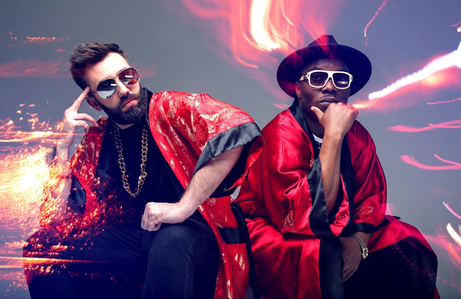 """CRAZY DOUBLE JUST TOOK PARTYING TO THE NEXT LEVEL WITH THEIR DEBUT SINGLE """"PIPA"""""""