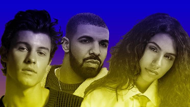 Here's the Full List of 2018 iHeartRadio MMVA Nominees