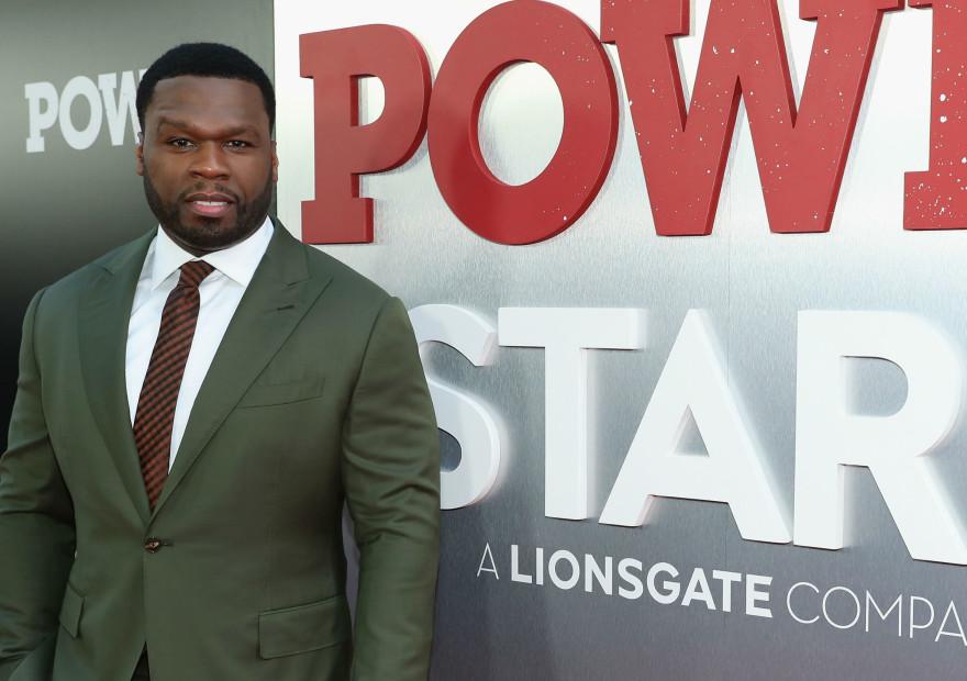 "50 Cent Says STARZ Blames Him For ""Power"" 5th Season Finale Leak"