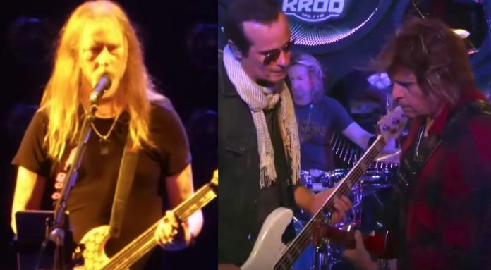 Alice In Chains React To Epic Stone Temple Pilots & Tool Performance