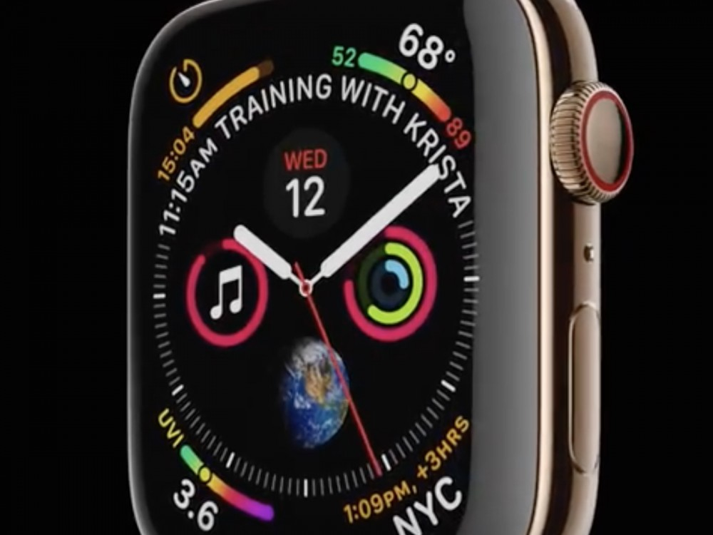 Apple Low-Key Tries To Lure Old People To Buy New Watch Series 4 –