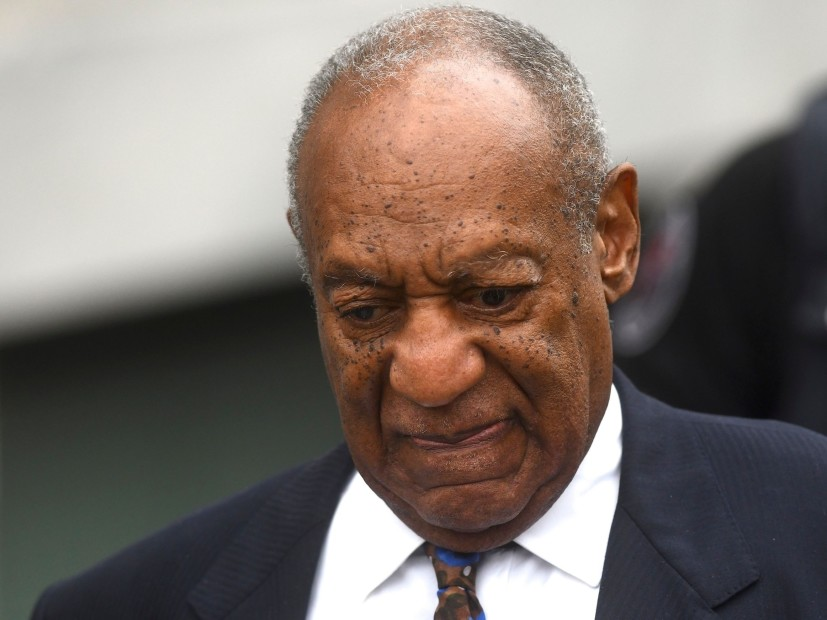 Bill Cosby Sentenced To Three-10 Years For Sexual Assault